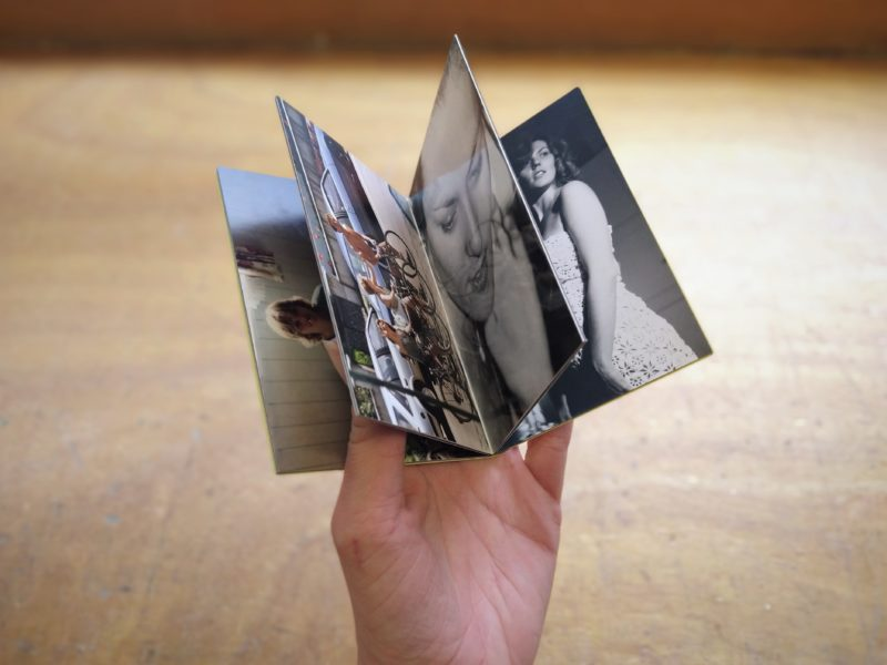 MAKING GIFTS / CARNET PHOTO